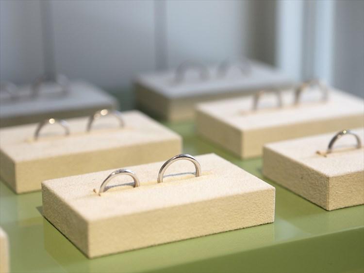 手作り指輪工房G.festaさん。