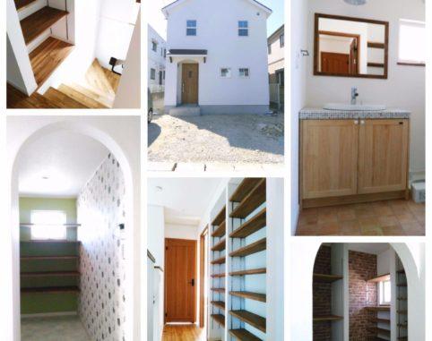 3/25のオープンハウスのお宅をちらっと紹介します。